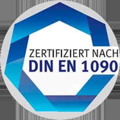 DIN EN 1090 zertifiziert